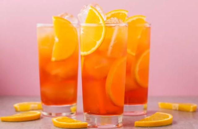 Aperol Grapefruit Margarita #drinks #alcohol