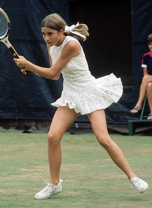 Sexy Tennis Teen