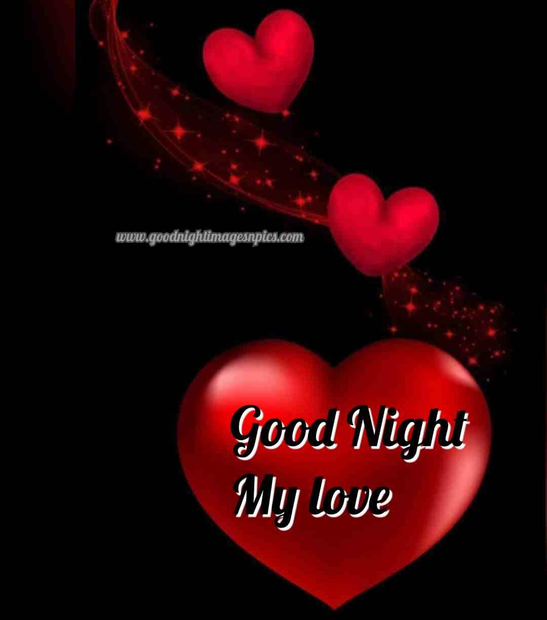 Romantic good night pics HD download