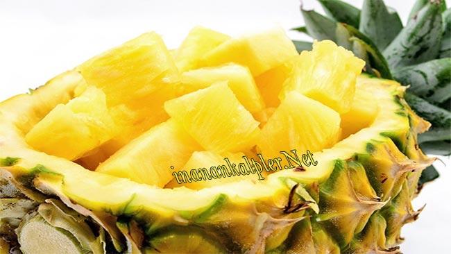 Ananasın Bilinmeyen Faydaları - www.inanankalpler.net