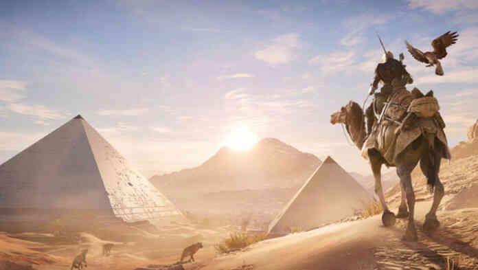 لعبة Assassin's Creed: Origins