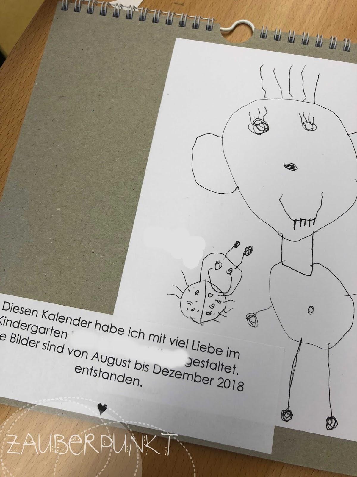 Zauberpunkt Weihnachtsgeschenk Basteln Mit Kindergarten