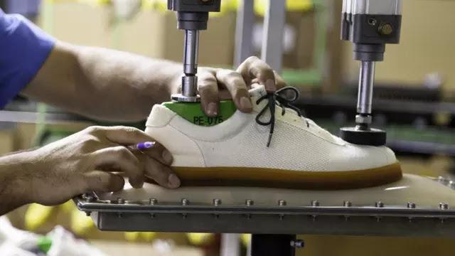 Sneakers Ini Terbuat dari Tanaman