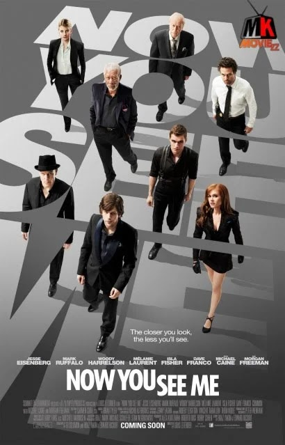 Download Now You See Me (2013) Full Movie In Dual Audio
