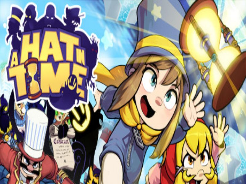 Download A Hat in Time Game PC Free