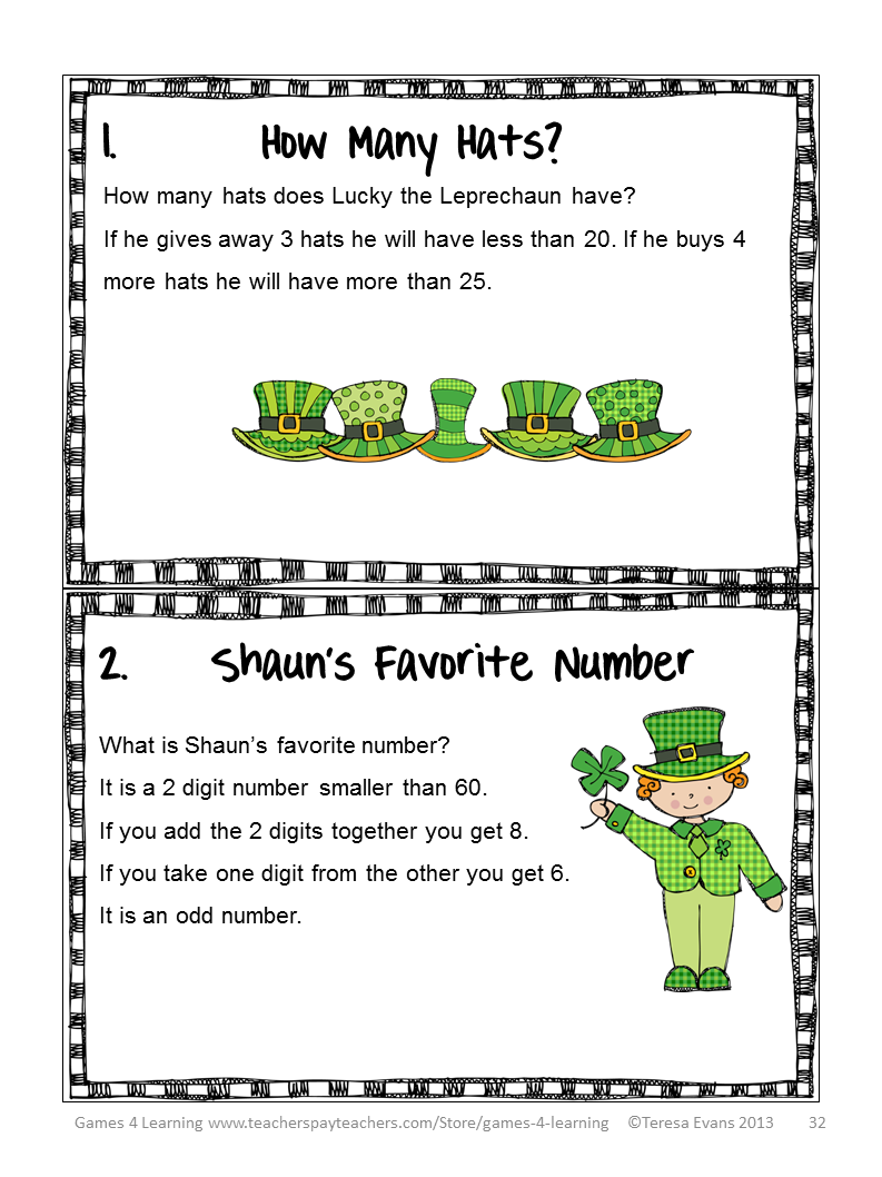 Math Brain Teaser Worksheets divisibility brain teaser puzzle – Brain Games Worksheets