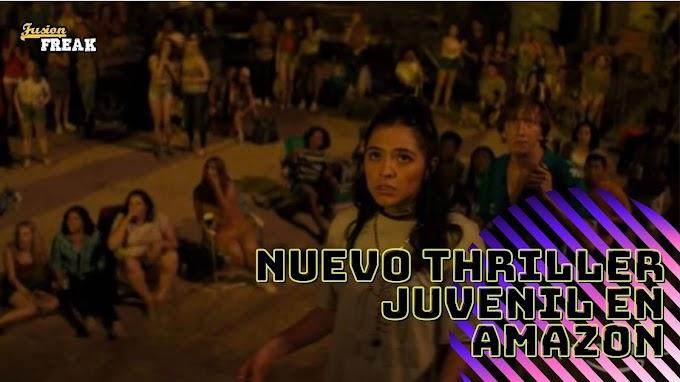Trailer de Panic el nuevo Thriller juvenil de Amazon