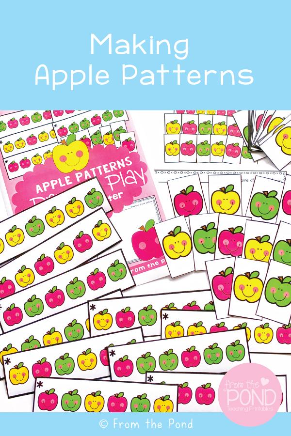 Kindergarten Pattern Making