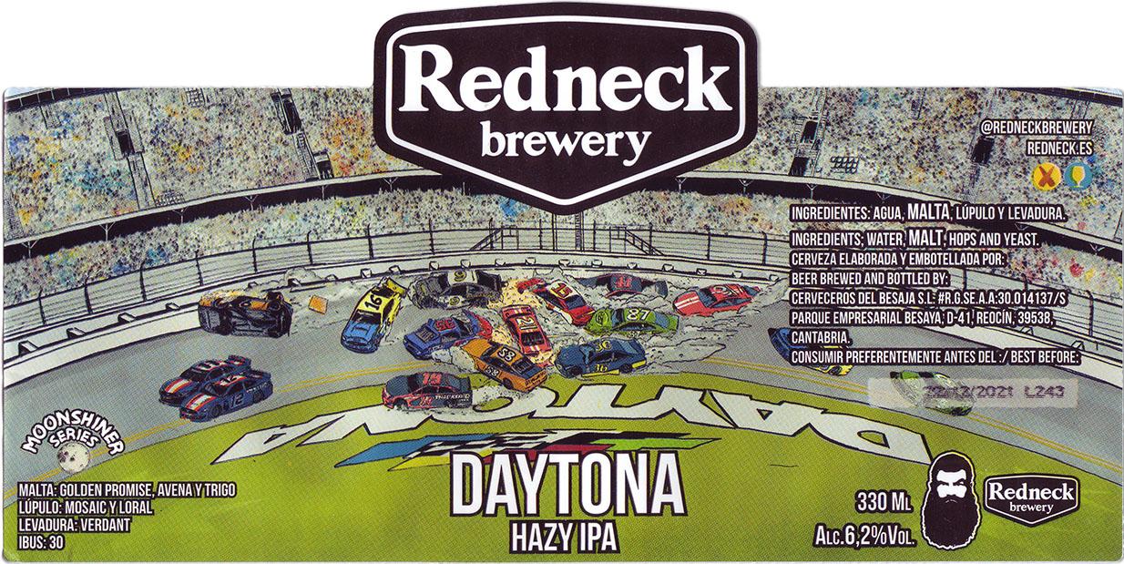 Juzgado de Etiquetas: Redneck Daytona