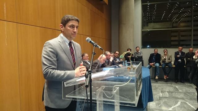 Αυγενάκης: «Η ηγεσία του Υπουργείου Προστασίας του Πολίτη εγκλωβίζει την ΕΛ.ΑΣ»