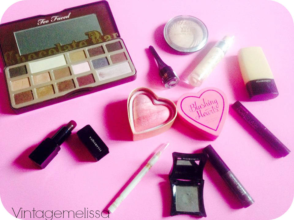 most used makeup of 2014