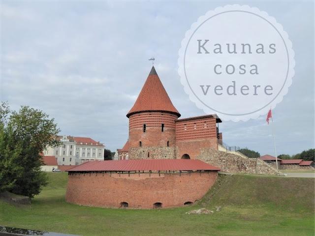 Cosa vedere a Kaunas in un giorno