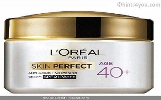 This Anti-Aging Moisturizing Cream is very effective for women with maturity skin.