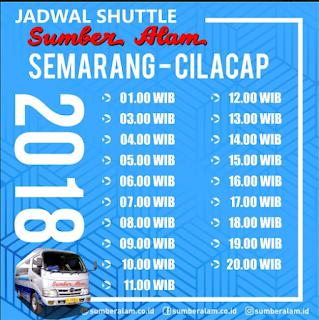 Jadwal Bus Semarang Cilacap