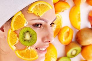 buah yang bagus untuk kulit wajah berminyak