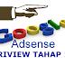 Google AdSense diApprove dan Lulus Review Tahap Pertama