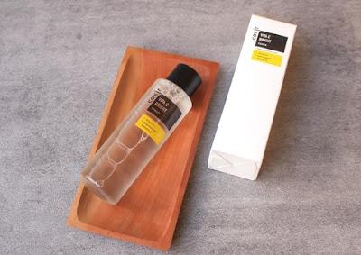 toner coxir untuk wajah lembap dan cerah