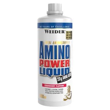 Weider Amino Power Liquid, 1 L, 66 Servings