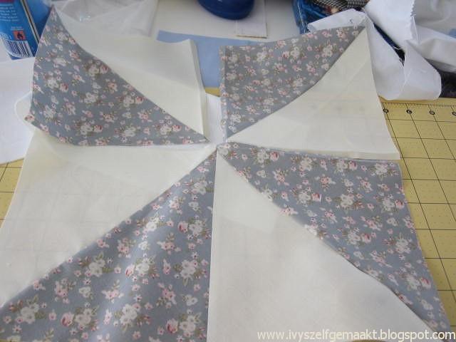 patroon pinwheel haken