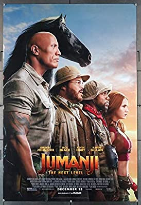 Movie Review - Jumanji : The Next Level, Ulasan Filem Jumanji The Next Level, Poster, Movie Review, Review By Miss Banu, Blog Miss Banu Story,