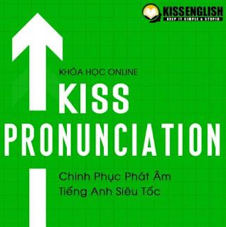 Khóa Học Tiếng Anh Online - KISS PRONUNCIATION (Chinh Phục Phát Âm Tiếng Anh Siêu Tốc) ebook PDF-EPUB-AWZ3-PRC-MOBI