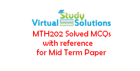 Mid Term Solved Papers