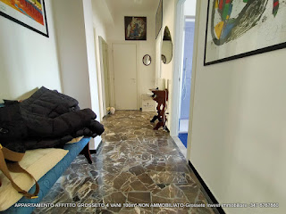 Case in affitto a Grosseto: appartamento quadrilocale non ammobiliato