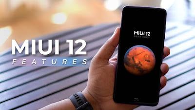8 New Features of XIAOMI MIUI 12 Getslook.com/