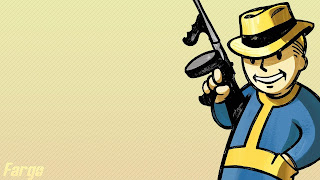Fallout Computer HD Wallpaper