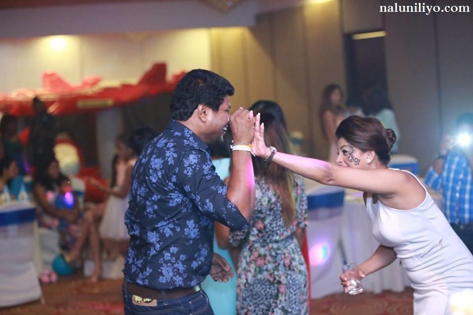 Nadeesha Hemamali party photos