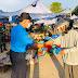 Ditpam BP Batam Ikuti Patroli Bergabung Bersama Tim Gugus Tugas Pencegahan Penyebaran Covid-19 Batam