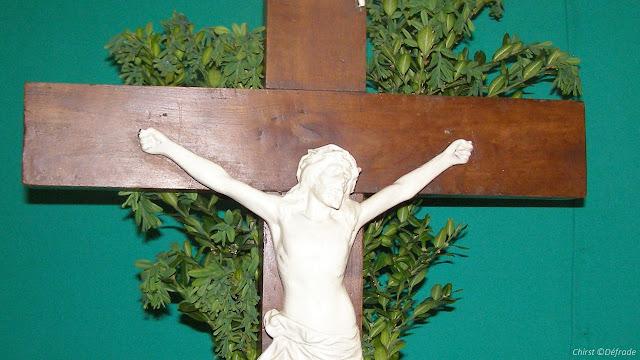 christ en croix  ©defrade