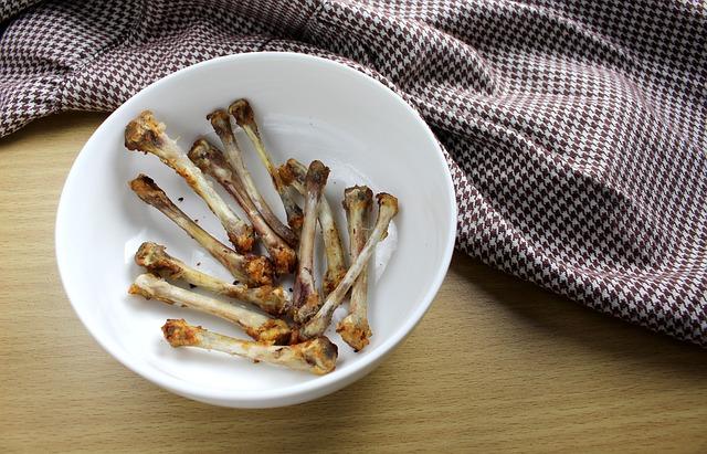 5 Makanan Tulang