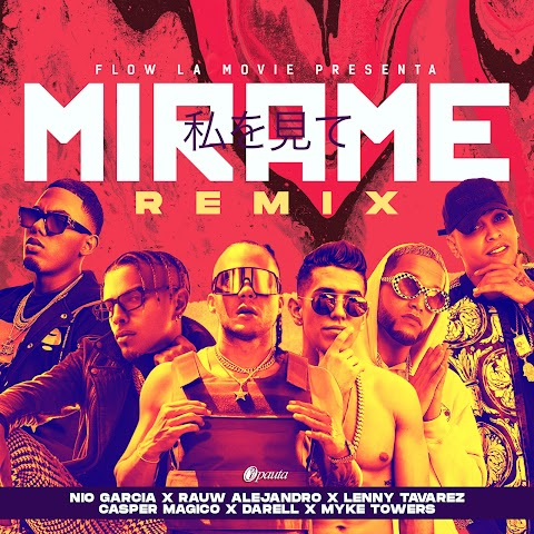 «Mírame Remix» de Nio García se convierte en un fenómeno digital