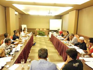 DPRD Agam Gelar Rapat Pansus Gunauntuk menyikapi Nota Penjelasan Bupati Agam