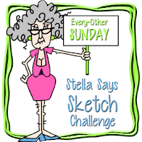 Stella Says Sketch Challenge