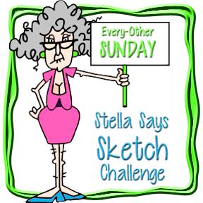 Stella Says Sketch Challenge