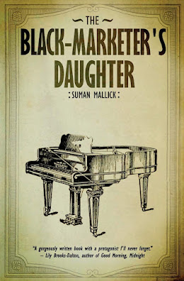 The Black-Marketer's Daughter cover