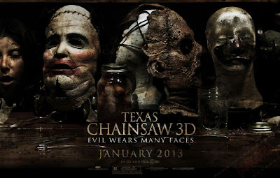 Texas Chainsaw 3D Filmi
