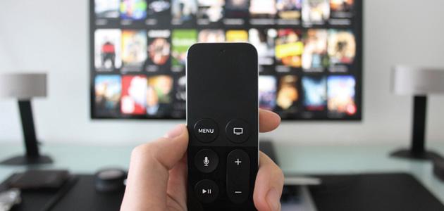 Televisão com serviços de streaming