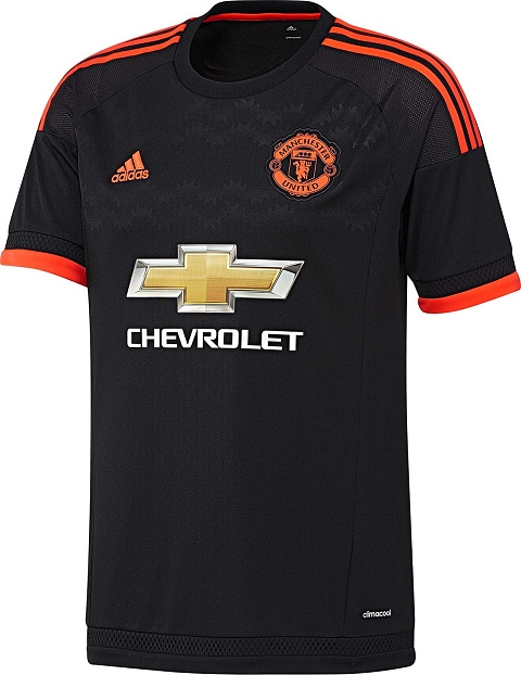 low priced 420ce cdb55 Adidas Manchester United 2015/16 Third Jersey