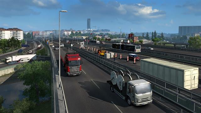 Euro Truck Simulator 2 Road to the black sea download