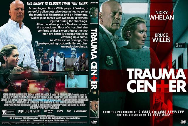 Trauma Center DVD Cover