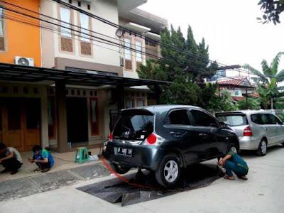 Jasa Pasang Anti Karat Mobil Murah Surabaya