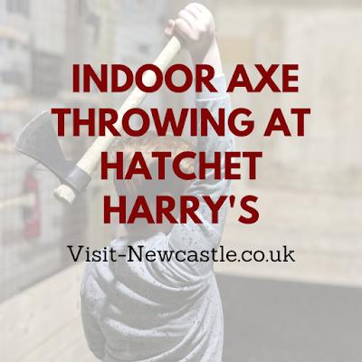 Indoor Axe Throwing at Hatchet Harry's (Review)
