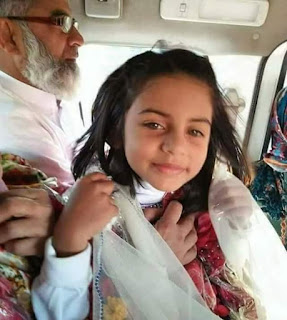 Last photos of 7-yr-old Zainab with her parents before she was abducted, brutally raped and murdered