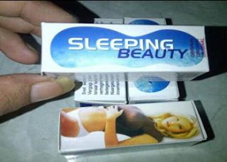 Obat tidur plus perangsang wanita yang ampuh