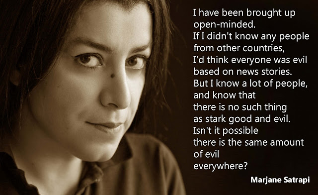 Marjane Satrapi quotes