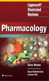 Lippincott Illustrated Reviews: Pharmacology 7th Edition