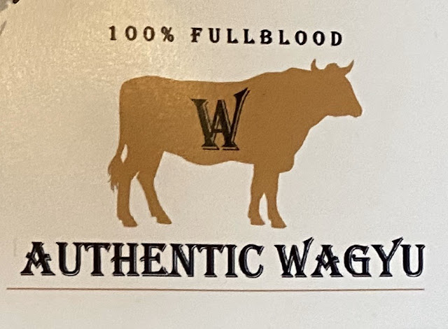 Our Authentic Wagyu